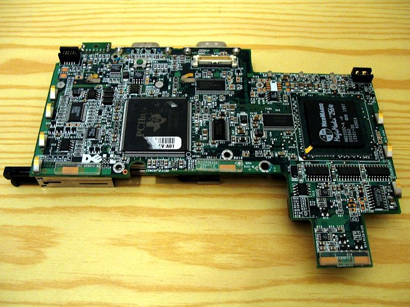 File:Dell latitude cpi a366xt board2 top.jpg