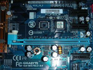 Board:gigabyte/m57sli - coreboot