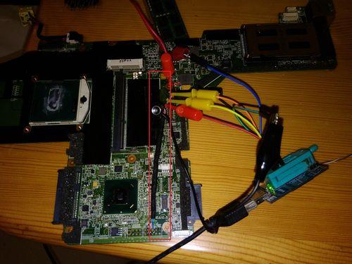 Board:lenovo/t420 - coreboot
